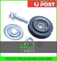 Fits TOYOTA PRIUS NHW20 2003-2009 - Idler Tensioner Belt Pulley Bearing