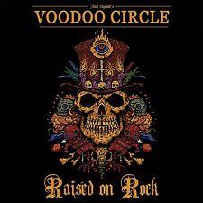 VOODOO CIRCLE - Raised On Rock Ltd.DIGI CD NEU