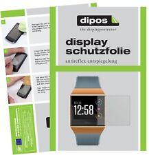 6x Fitbit Ionic Film de protection d'écran protecteur antireflet dipos