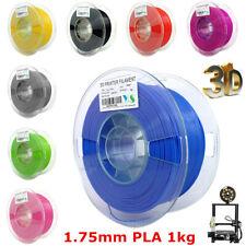 1.75mm PLA Filamento De Impresora 3D Consumibles Kits 1kg PARA Creality Ender 3