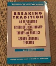 Breaking Tradition An Exploration of the Historical Relationship Book Musemeci