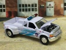 1999 - 2004 FORD F-350 Super Cab Dually 4x4 Police Truck 1/64 Scale Lim Edt  R7