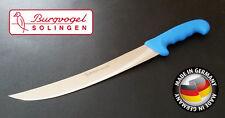 """Burgvogel Solingen, Steak,Slicing,Butcher knives, 26cm,10"""" inch German Quality"""