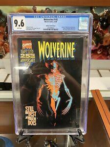 Wolverine 145 Nabisco Variant CGC 9.6 Bill Sienkiewicz RARE!!! Cheapest On Ebay!