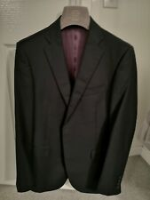 Men'S Navy Suit-MOSS BROS Savoy Taylors Guild - 40R & 34 x 32