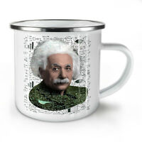 Einstein Relativity NEW Enamel Tea Mug 10 oz | Wellcoda