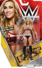 Mattel - WWE Wrestling - Basic Series 70 Figure - Carmella - Brand New