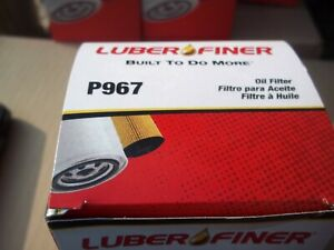 Engine Oil Filter Luber-Finer P967