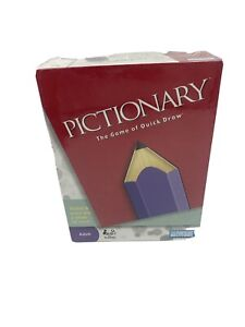 Pictionary Board Game of Quick Draw Ne Parker Brothers 2009 New Sealed #B