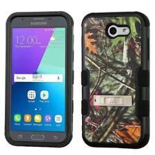 Étuis, housses et coques marron Samsung Galaxy J en silicone, caoutchouc, gel pour téléphone mobile et assistant personnel (PDA)