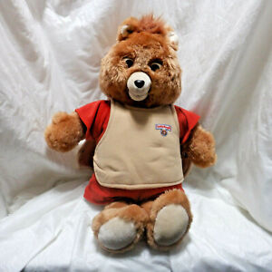 TEDDY RUXPIN Worlds of Wonder (Watch Video)