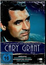 Cary Grant - 4 Filme Box (2 DVDs) Film - NEU & OVP