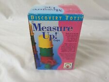 Discovery Toys Measure Up! Stacking Cups