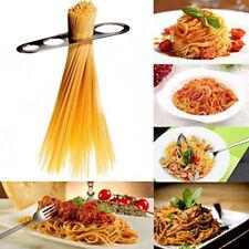 1X Règle Mesure Pâtes Nouilles Spaghetti Mesureur Acier Inoxydable Cuisine Neuf