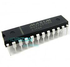 10PCS MAX7221 MAXIM DRVR DSPLY LED 8DIG 24-DIP NEW MAX7221CNG