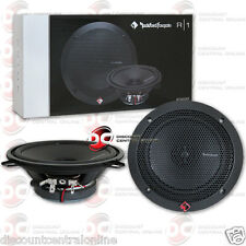 """BRAND NEW ROCKFORD FOSGATE 5.25-INCH 5-1/4"""" 2WAY CAR AUDIO COAXIAL SPEAKERS PAIR"""
