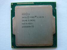 Intel Quad Core i5-4570 / 4 x 3.20GHz / Sockel 1150 Prozessor