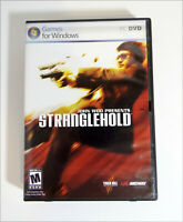 John Woo Presents Stranglehold (PC, 2007) 2DVDs Compelte with Manual