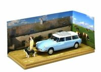 Citroen DS19 Estate (Veterinaire) in Blue (1:43 scale by Ex Mag HP04)