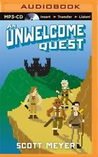 Magic 2. 0: An Unwelcome Quest 3 by Scott Meyer (2015, MP3 CD, Unabridged)