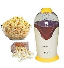 Skyline Hot Air Popper VTL 4040 8.4 L Popcorn Maker + Manufacturer Warranty