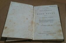 Roswell Park HISTORY AND TOPOGRAPHY OF WEST POINT 1840