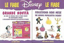 X1409 La Carica dei 101 - Le Fiabe Disney - Pubblicità del 1993 - Vintage advert