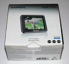Brand New Garmin nuvi 2250 GPS Receiver, Map Updated to ver. 2018.20 US & Canada