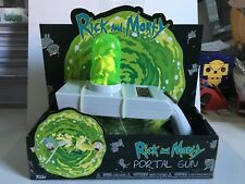 Funko RICK And MORTY Replica Prop Portal Gun Lights and Sounds Adult Swim New!