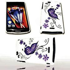 Design No.3 Back Cover Handy Case für Sony Ericsson Xperia  ARC ARC S