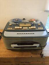 Vintage Tonbandgerät Grundig Recorder