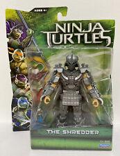 Teenage Mutant Ninja Turtles Movie The Shredder TMNT 2014 New Sealed