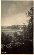 Moravec (alemán Morawetz) Viejo s/W foto-ak Chequia ~ 1930 vintage Postcard