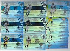 BARRY SANDERS 2017 PHOENIX ADRENALINE RUSH COMPLETE SET 1-20