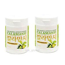 100% Pure Calamansi Extract Powder 0.44lb Juice Tea Vitamin C Weight Loss 200g