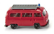 WIKING 086129 - 1:87 - VW T2 BUS  VIGILI DEL FUOCO (1967)