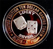 "Slots-A-Fun Casino - ""Lucky 7 - Dice"" / Las Vegas"