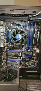 MSI P67A-GD55 (B3) LGA 1155 Motherboardwith Intel i3-3120 CPU 3.3 GHz
