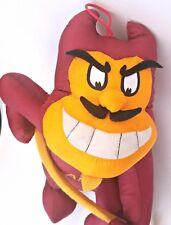 Arizona State ASU Sparky Mascot Stuffed Animal Plush polyester forkem pitchfork