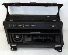 03 BMW E46 325Ci COUPE CONVER TOP/HEATED/DSC SWITCHES CENTER DASH 6925479, OEM