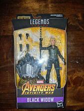 Marvel Legends Cull Obsidian Series Black Widow