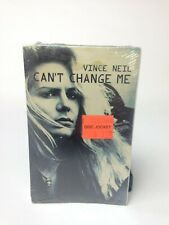 Vince Neil Can't Change Me Cassette Single -STILL SEALED-