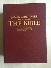 James Earl Jones Reads The Bible CD Audio Book King James Version New Testament