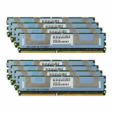 32GB 8x4GB RAM FOR Dell PowerEdge 2950 667Mhz FB DIMM DDR2 PC2-5300F Samsung Ram