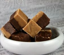 Peanut butter Chocolate fudge homemade candy 1 lb