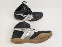 Asics Mens US 7.5 EUR 39 Black Wrestling Shoes (J902Y)
