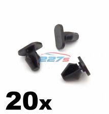 20x Peugeot & Citroen Rubber Door Seal & Weatherstrip Clips 9025J8