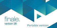 MakeMusic Finale 26 | Lifetime Portable | for Windows - Fast Digital Delivery