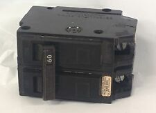 General Electric 60A 120/240V 2 Pole Circuit Breaker Type THQAL2160