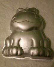 GARFIELD VINTAGE CAKE BAKING TIN 1978 BREAD JELLY MOULD RETRO COLLECTABLE VGC